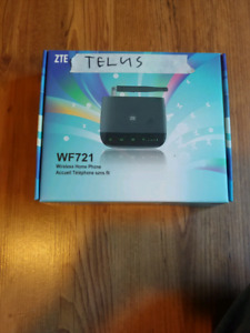 Like New WF721 Wireless Home Phone ZTE