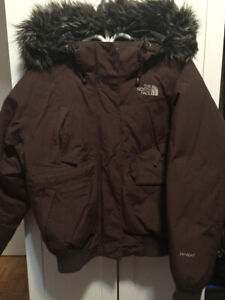 The North Face Brown Women's Jacket sz. S