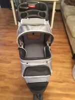 Dogs stroller - OPEN TO OFFERS - CAN DELIVER