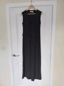 Size 14 Long Black Pepperberry Dress
