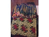 Free - selection of African materials