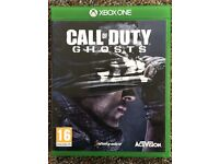 Call Of Duty Ghosts - Xbox One - Perfect Condition