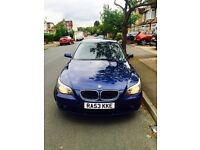2004 BMW 530 d E60 AUTOMATIC 235bhp, SERVICE HISTORY, VERY FAST, PART EXCHANGE WELCOME