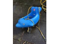 Stage 2 dolphin swing