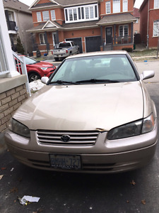 Second owner | Low Mileage | Toyota Camry
