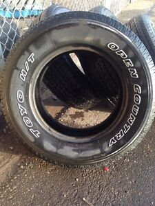 P225/70R16 101T TOYO OPEN COUNTRY