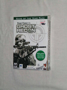 Tom Clancy's Ghost Recon for Mac - New in Box