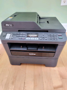 Brother Wireless Monochrome Laser Printer with Scanner