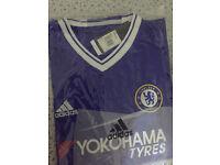 New Chelsea home football shirt 2016-17