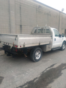 2005 Ford f350 truck with aluminum deck $6500