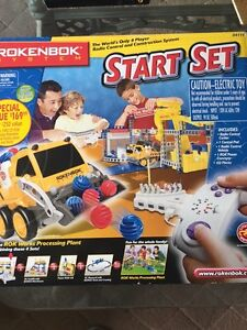 Rokenbok collection (remote controlled cars)
