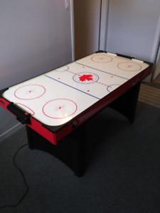 Table de hockey sur air