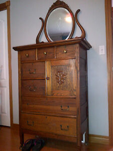 Antique Chest of Drawers London Ontario image 1