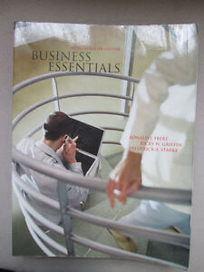 BOOK BUSINESS ESSENTIALS FIFTH CANADIAN EDITION West Island Greater Montréal image 1