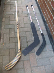 Vintage CCM Ultra Pro Adult Hockey Stick or Junior Hockey Sticks