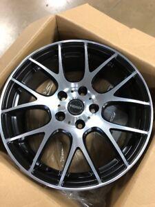 """17"""" Alloy Wheels - 5 x 114.3"""