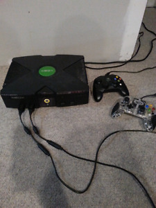 Modded OG Xbox EVERY Nes Snes Genesis TG16 also some GB and N64