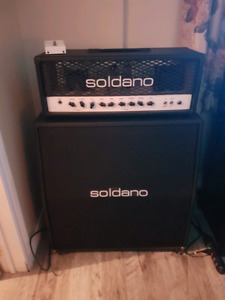 Soldano Hot ROD 50 plus