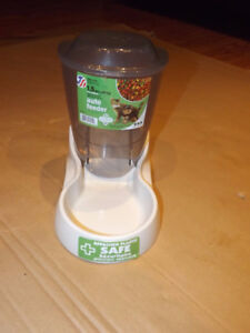 Bol auto remplissage chat, Extra-Small Auto Feeder, 1.5 lb