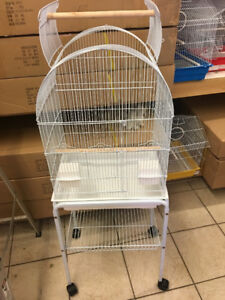 Brand new dome open top bird cage on sale