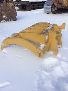 Weldco Beales Brush Rake 200 series Excavator