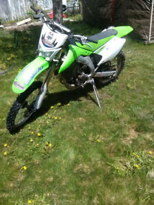 2008 Klx450 for sell or trade
