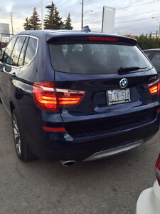 2016 BMW X3 28d SUV, Crossover