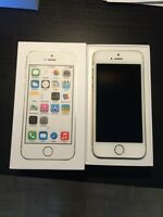 Iphone 5s gold 32gb videotron