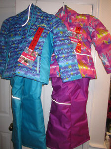 """Snowsuits, """"xmtn"""" girls size 7, BNWT..2 available:REDUCED"""