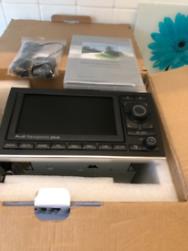 AUDI navigation pkus rns-e A4, s4, rs4 , B6, B7 with cd,gps.