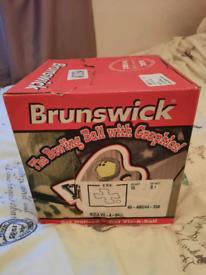 Bowling ball Brunswick Rizla 10lbs