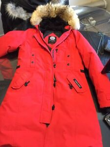Medium Red Canada goose Kensington