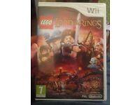 Lego LOTR Wii