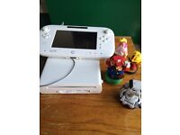 Wii u, amiibo, games (Lego movie, Lego dimensions, Disney infinity, super Mario maker, Mario maker
