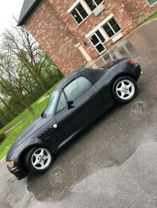 Convertible BMW Z3, Beautiful Car, Priced to Sell. SAFETY & CERT