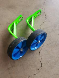 Training wheels used - FREE