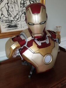 Sideshow Iron Man Mark 42 Life size Bust - Sell or Trade
