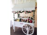 Sweet Cart Candy Cart Wedding and Event Hire Bournemouth