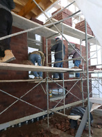 Labourer Needed bricklaying