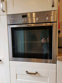 Neff single built in/under oven