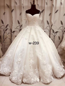 Gorgeous wedding dresses available at Mead Bridal
