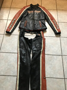 Womens Harley Davidson Leather Jacket