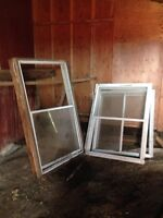 Free windows and other glass