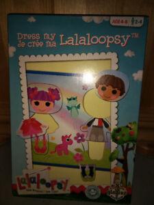 Jeu Je crée ma Lalaloopsy