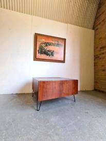 Danish Rosewood Mid Century Sideboard