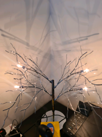 Tree ornamental lamp