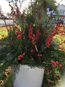 Holiday Outdoor Containers Kawartha Lakes Peterborough Area image 4