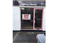Lock up Shop to rent