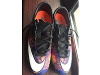Nike CR7 Astro turf trainer football boots