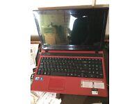 """Acer Aspire 15.6"""" Laptop i5 6GB RAM 750 GB HDD"""